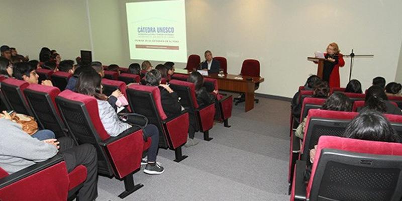 Cátedra Unesco USMP concluye su exitoso ciclo de conferencias 2018