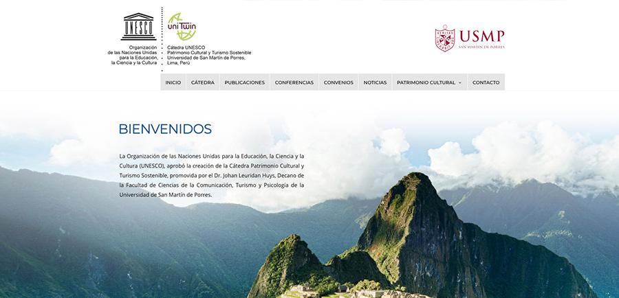 Cátedra UNESCO renueva página web y anuncia concurso