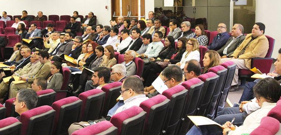 Presentación de la Cátedra UNESCO ante los profesores de la Escuela Profesional de Turismo y Hotelería de la USMP